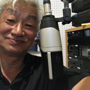 ラジオ番組収録!