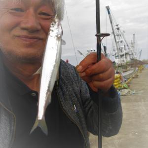 サケ釣りだけが釣りでないのだ