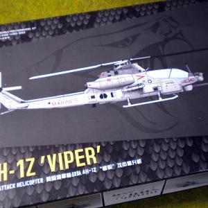 小さいヴァイパー(AH-1Z)とか入荷情報