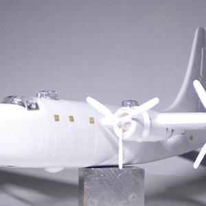 PB4Y-2 プライヴァティア マッチボックス 1/72(その12)