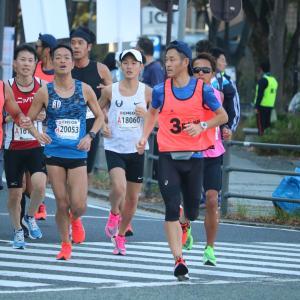 【11/10 横浜マラソン2019】