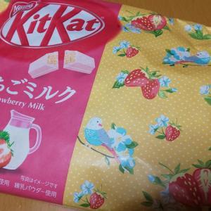 KitKat いちごミルク