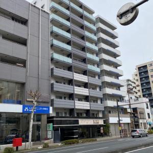 横須賀中央駅徒歩8分・1LDKのマンション