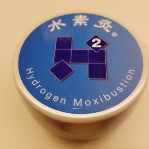 水素灸療法!