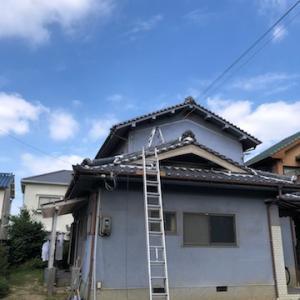 火災保険の風災被害対象工事の続きです。