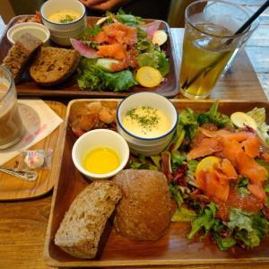 銀座『SUZU CAFE』『Cafe Ohana』