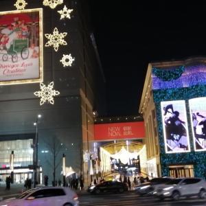 2019冬のソウル旅☆☆1日目南大門『タヒンジョン』で焼肉ディナー♪