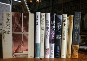 世界終末十億年前・ヌメロゼロ・箱の中の天皇・漫画家と猫・本屋がアジアをつなぐ・世界のかわいい紙・など