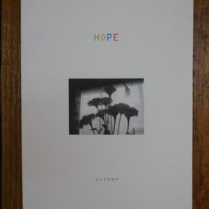 新刊 『HOPE』 イレイワカナ写真集