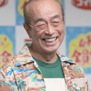 志村けんさんコロナウイルスによる肺炎で死去…残念