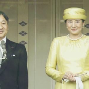 天皇陛下、令和初のお言葉 一般参賀は素晴らしい