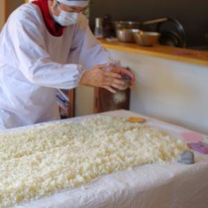 自宅で味噌作り2020~米麹を仕込む~
