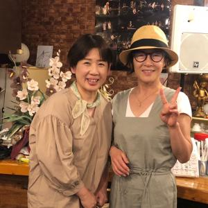 キムラ緑子さんとお会いしましたー♡