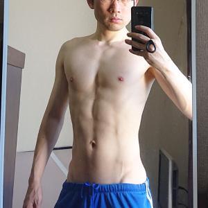 ダイエットから1ケ月後のお体の状況