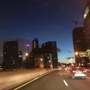 モントリオール到着、金曜日を振り返る。