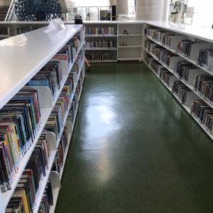 図書館事情。