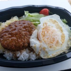 6月19日ロコモコ丼とスイーツキッチンカーがやって来る!