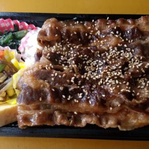 7月14日(火)Lets弁当は人気の焼肉弁当