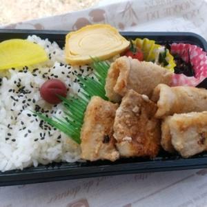 9月16日(水)豚バラ味噌漬け焼弁当