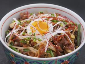 9月25日お弁当はプルコギ丼!マシソヨ