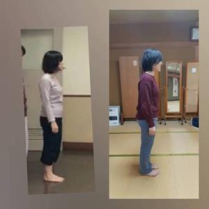 4スタンス理論  猫背改善、軸トレーニング☆3月度