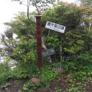 茅ヶ岳・金ヶ岳ハイキング -2