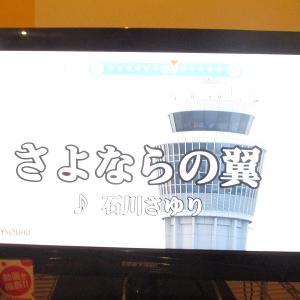 カラオケ会(飛行機)(採点)-1