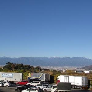 全日本オリエンテーリング大会へ(山岳展望)