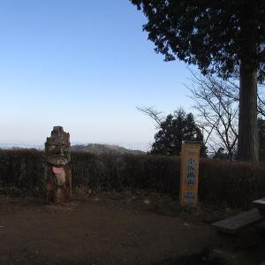高尾山・城山ハイキング-2