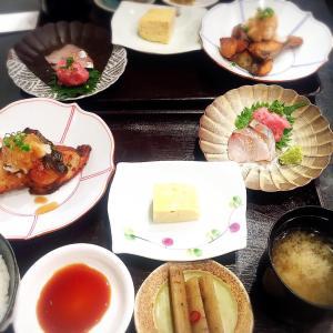 ■今日のランチ■お魚定食♪