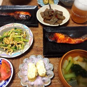 ■今日の晩ごはん■和定食♪