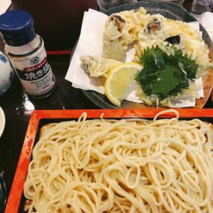 ■今日のランチ■牡蠣の天ぷら♪