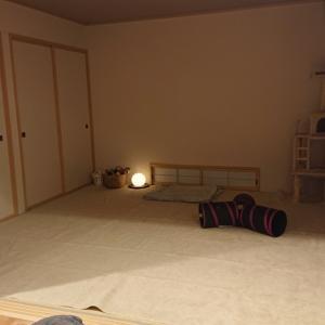 【入居後1年】和室