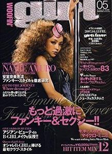 安室奈美恵表紙のWOOFIN' girl(ウーフィンガール)など女性ファッション誌を買取