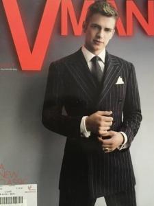 V MAN、MYSTIC、VOGUE HOMMESなど海外の男性ファッション雑誌を買取