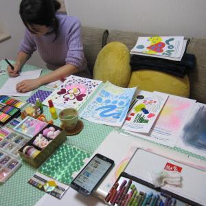 【5つの特典】アートセラピスト養成講座について。