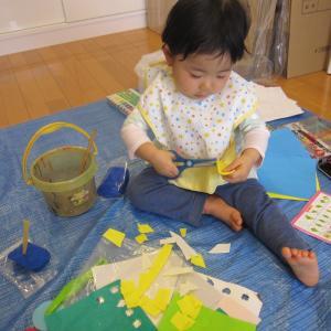11月からアートセラピー子どもアトリエ再開します。