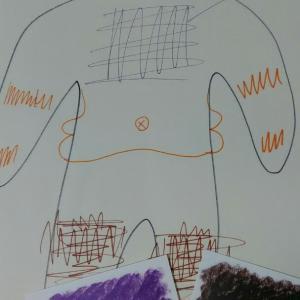 産後の自分をアートセラピーで表現してみる