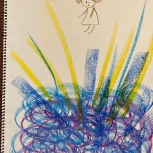 やはりアートセラピストは一歩踏み込んだ答えを出せて、腑に落ちました