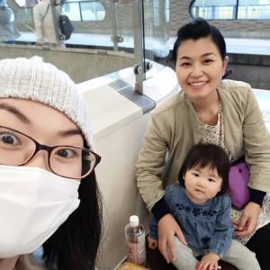 子連れ箱根旅行【ロマンスカーと彫刻の森美術館】