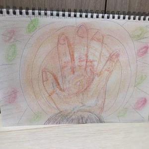 改めてアートセラピーの面白さを実感しました。