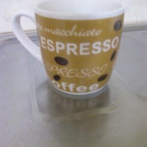 マイコーヒーカップ