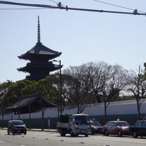 東寺・弘法市。