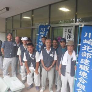 下布田小学校 夏休み親子工作教室