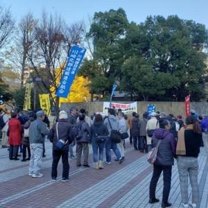 12・8川崎平和集会