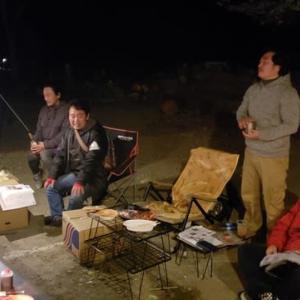 川青協大会(野呂ロッジキャンプ場)