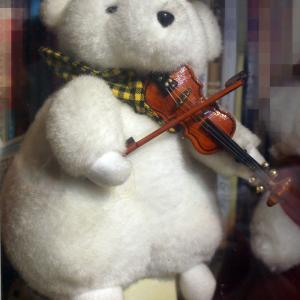 今日はバイオリンの日