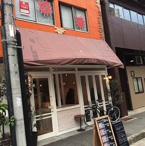 三宮「タイルカフェ」
