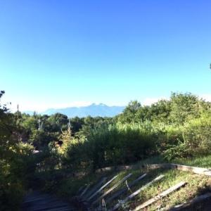 八ヶ岳の山小屋では