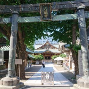 ☆湯島天神から浅草寺門前の念珠堂へ